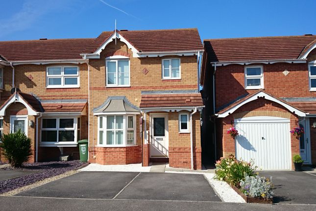 Thumbnail Terraced house to rent in Whin Meadows, Hartlepool