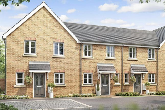 2 Bed Houses CGI of Four Elms Place, Chattenden, Rochester, Kent ME3