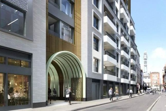 Thumbnail Flat for sale in Rathbone Square, 35 50 Rathbone Place, Fitzrovia