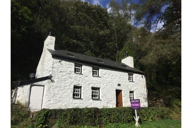 Thumbnail Detached house for sale in Beddgelert, Caernarfon