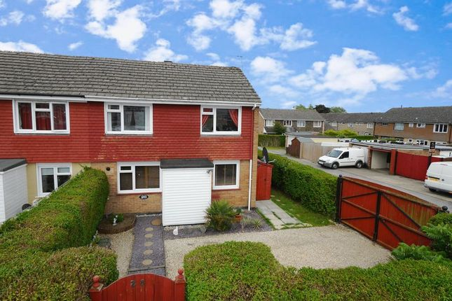 Thumbnail Semi-detached house to rent in Colne Drive, Berinsfield, Wallingford