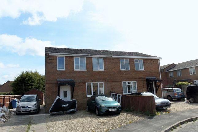 Thumbnail Semi-detached house to rent in Bellenger Way, Kidlington