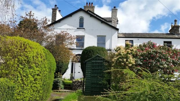 Thumbnail Link-detached house for sale in Mealbank House, Mealbank, Kendal, Cumbria
