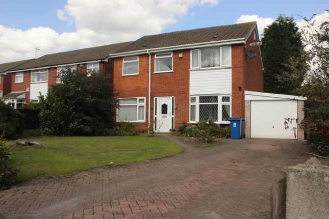 Thumbnail Detached house for sale in Stuart Avenue, Hindley Green, Wigan