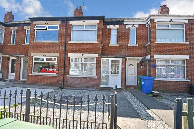 Thumbnail Terraced house to rent in Linthorpe Grove, Willerby, Hull