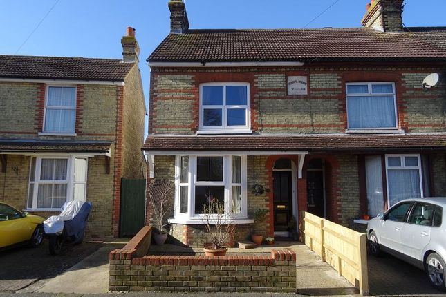 Thumbnail Terraced house for sale in Cudworth Road, Willesborough