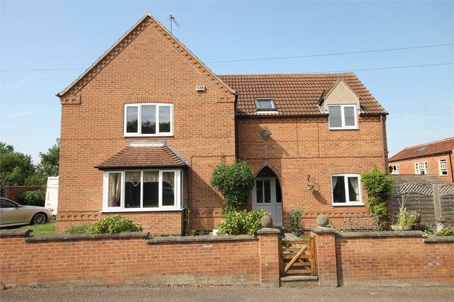 Thumbnail Detached house for sale in Chapel Lane, Coddington, Newark, Nottinghamshire.
