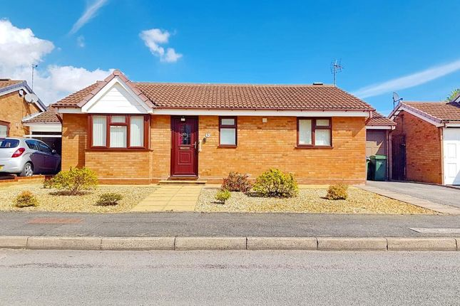Thumbnail Bungalow for sale in Albion Field Drive, West Bromwich, West Midlands