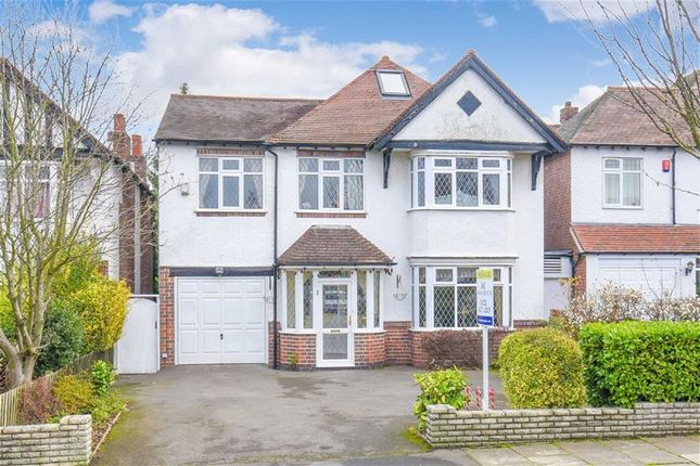 Thumbnail Detached house for sale in Kelmscott Road, Harborne, Birmingham