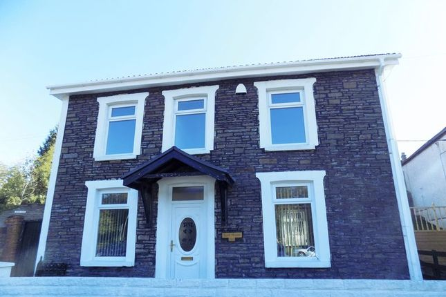 Thumbnail Detached house to rent in Main Road, Maesycwmmer, Hengoed