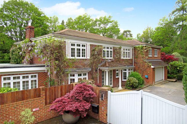 Thumbnail Detached house for sale in Garden Close Lane, Newbury