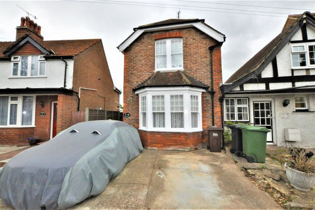 Thumbnail Semi-detached house for sale in Down Road, Bexhill-On-Sea