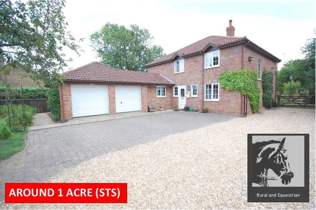 Thumbnail Detached house for sale in De Lacy Cottage, Keeling Street, North Somercotes