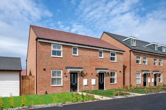 """Semi-detached house for sale in """"Barwick"""" at Dymchurch Road, Hythe"""