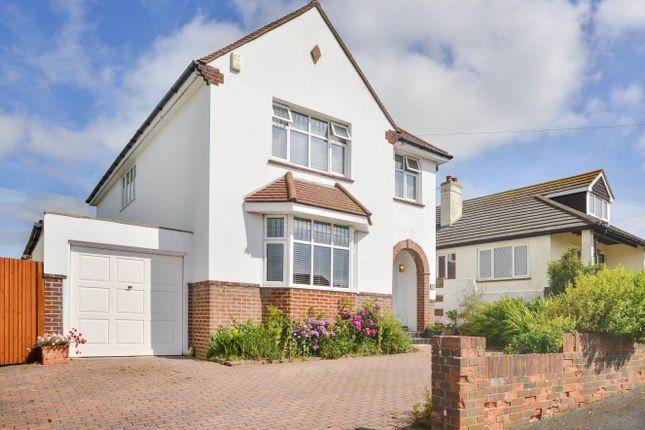4 bed detached house for sale in Lenham Road East, Rottingdean, Brighton