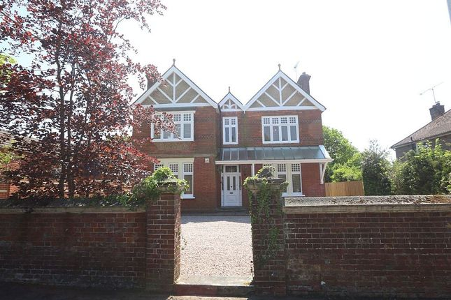 Thumbnail Detached house for sale in Highfield Road, East Grinstead, West Sussex