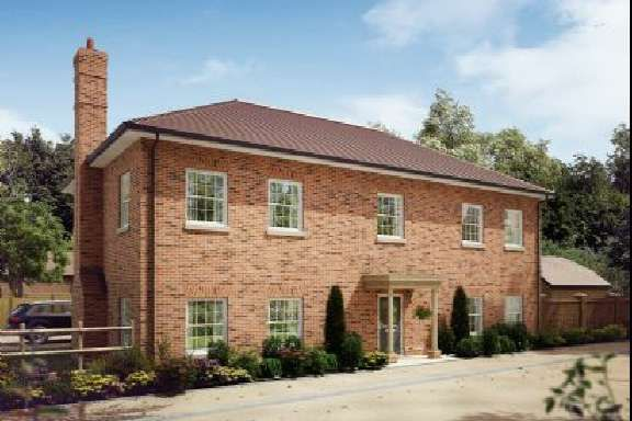 Thumbnail Property for sale in Froyle, Alton, Hampshire