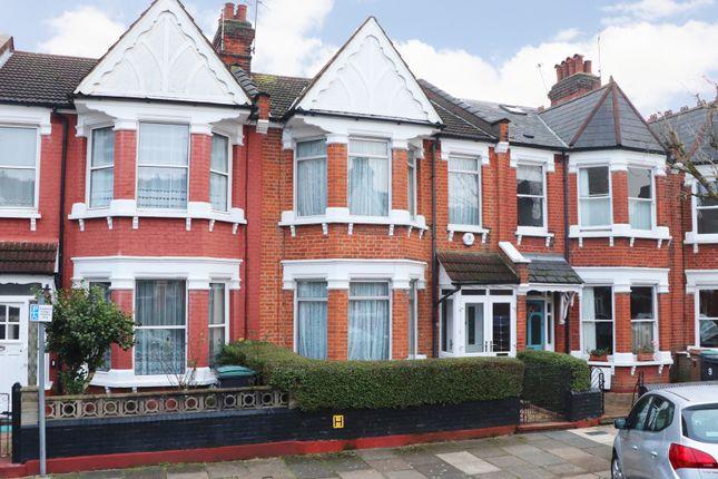Thumbnail Terraced house for sale in Cornwall Avenue, Alexandra Park, London