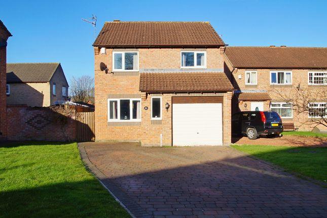 Thumbnail Detached House For Sale In Phoenix Close Langley Park Durham