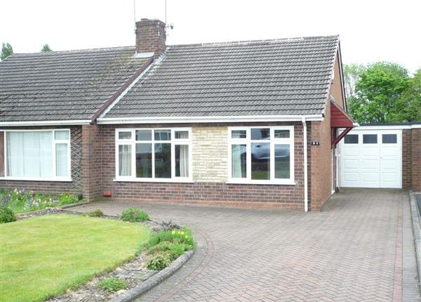 Thumbnail Bungalow for sale in Johnson Avenue, Wednesfield, Wednesfield