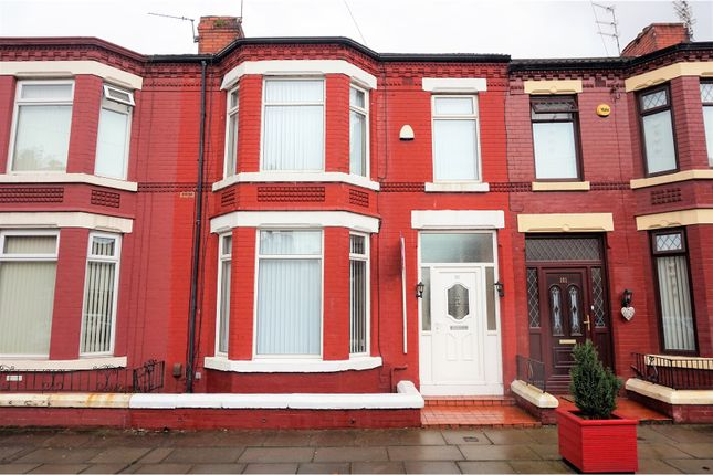 Thumbnail Terraced house for sale in Chatsworth Avenue, Liverpool