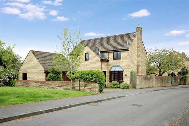 Thumbnail Detached house to rent in Orchard Gardens, Purton, Wiltshire