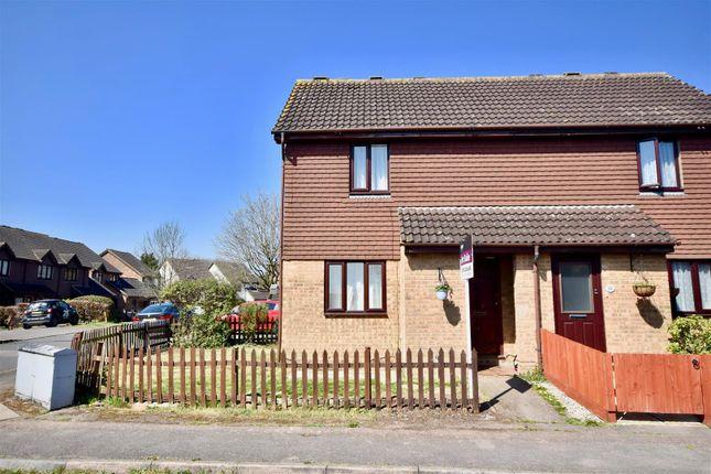 1 bed semi-detached house for sale in Teazlewood Park, Leatherhead KT22