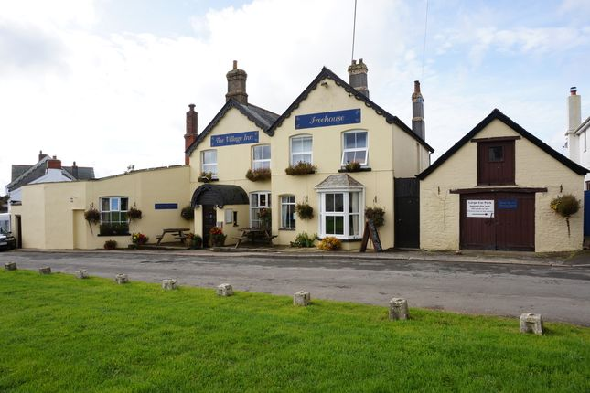 Thumbnail Pub/bar for sale in Ashwater, Beaworthy, Devon