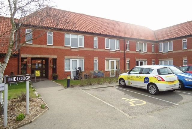 Thumbnail Studio to rent in The Lodge, Hall Crescent, Clacton-On-Sea, Essex