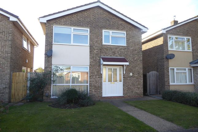 Thumbnail Detached house to rent in South Garden, Gorleston, Great Yarmouth