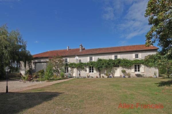 St Macoux, Vienne, 86400, France