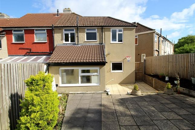 Thumbnail Semi-detached house for sale in Coronation Place, St Budeaux, Plymouth