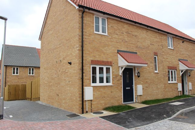 2 bed semi-detached house for sale in Park Road, Yeovil