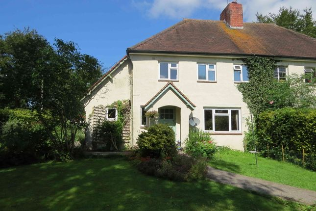 3 bed semi-detached house to rent in Fairfields, Church Street, Mere, Wiltshire BA12