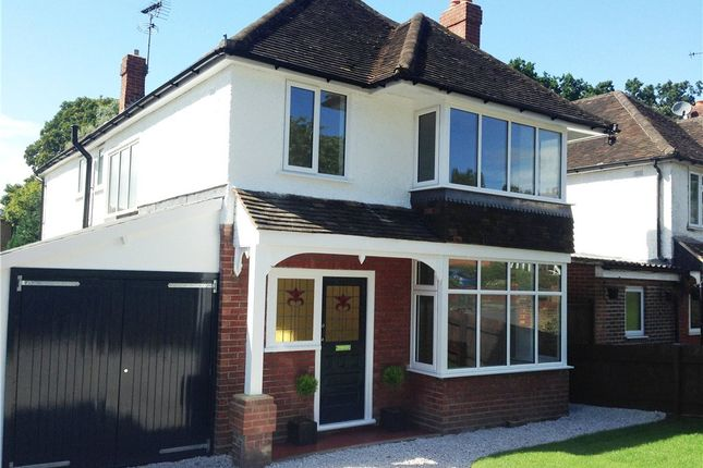 Thumbnail Detached House For Sale In Salisbury Road Farnborough Hampshire