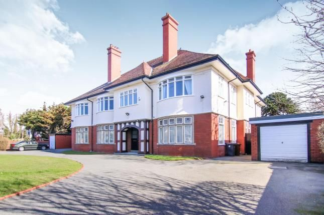 Thumbnail Flat for sale in Hall Road East, Blundellsands, Liverpool