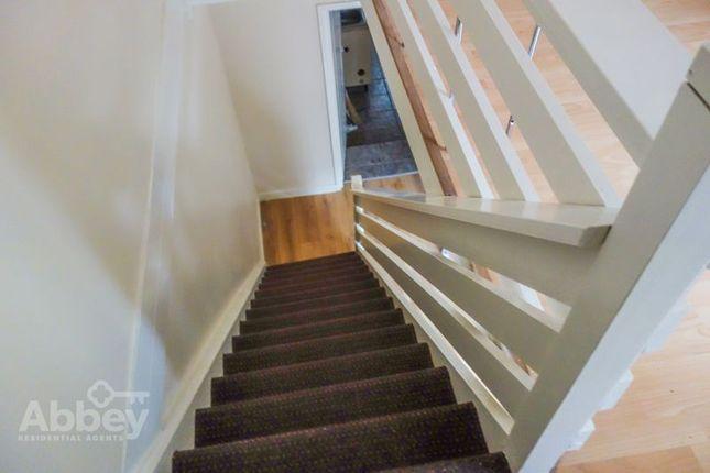 Staircase of New Road, Pontardawe SA8