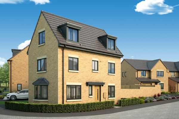 """Thumbnail Property for sale in """"The Hardwicke At Serene"""" at York Road, Leeds"""