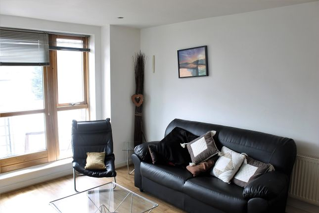 Thumbnail Flat to rent in St James Quay, 4 Bowman Lane, Leeds