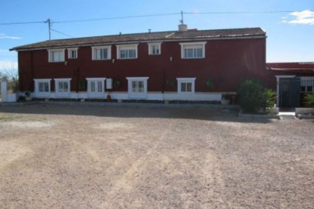 Thumbnail Commercial property for sale in Fuente Alamo, Murcia, Spain