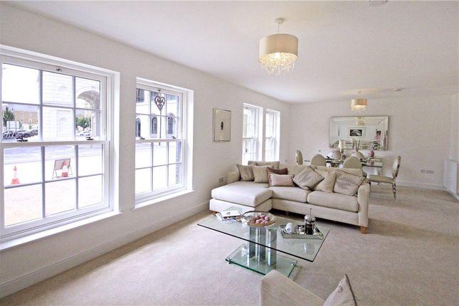Flat for sale in Pavilion Yard, Poundbury, Dorchester, Dorset