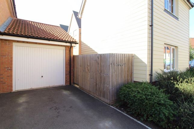 Garage of Jackdaw Drive, Stanway, Colchester CO3