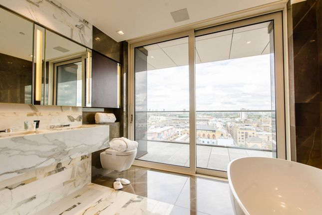 Thumbnail Flat to rent in Tudor House, One Tower Bridge, London Bridge
