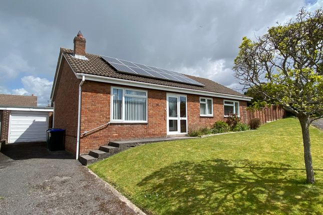 3 bed detached bungalow to rent in Fairdown Avenue, Westbury, Wiltshire BA13