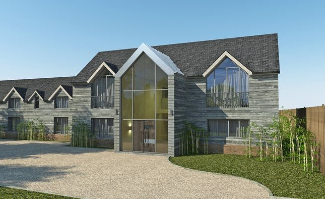 Thumbnail Detached house for sale in Coningsby Farm, Fifield
