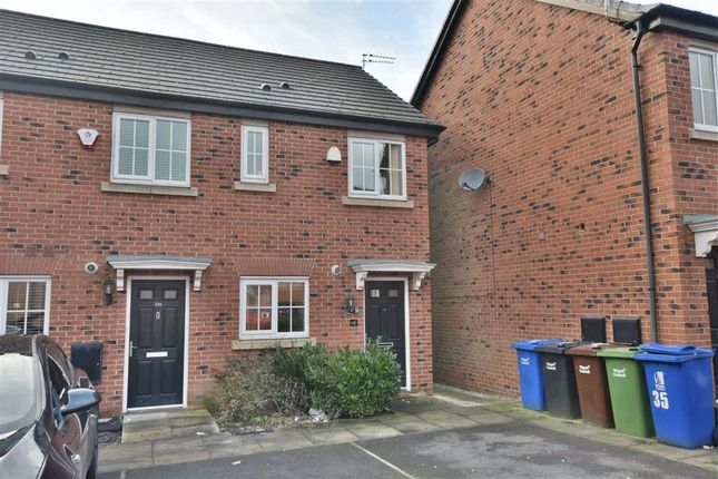 Thumbnail Mews house for sale in North Croft, Atherton, Manchester