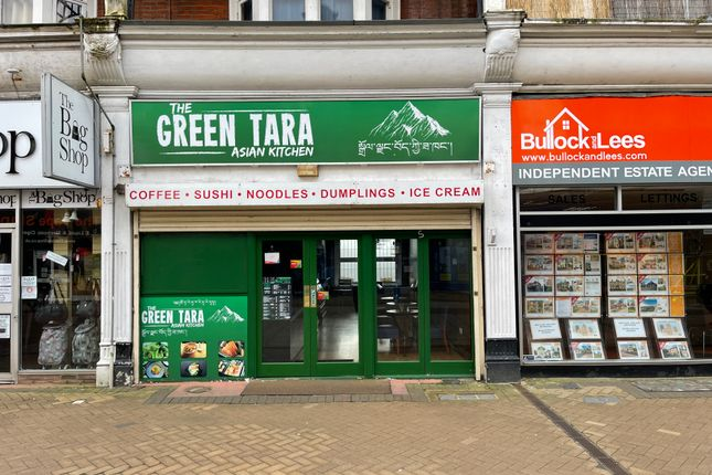 Thumbnail Retail premises to let in 583 Christchurch Road, Boscombe, Bournemouth