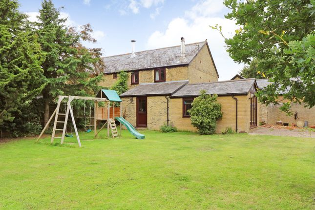 Thumbnail Detached house to rent in Ash, Canterbury