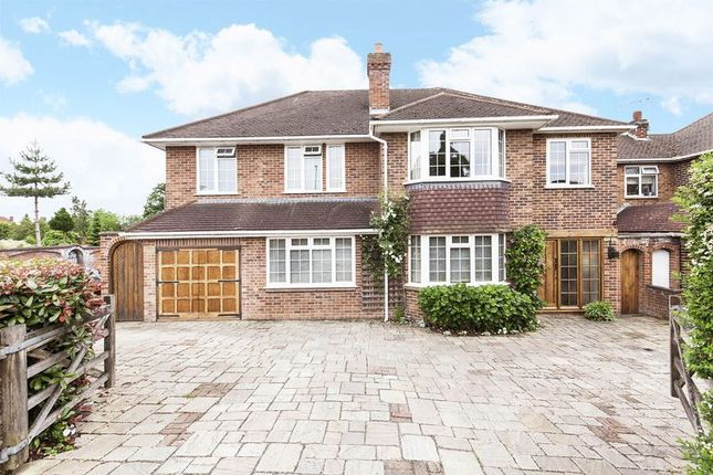 Thumbnail Detached house for sale in Mount Pleasant, Cockfosters, Barnet