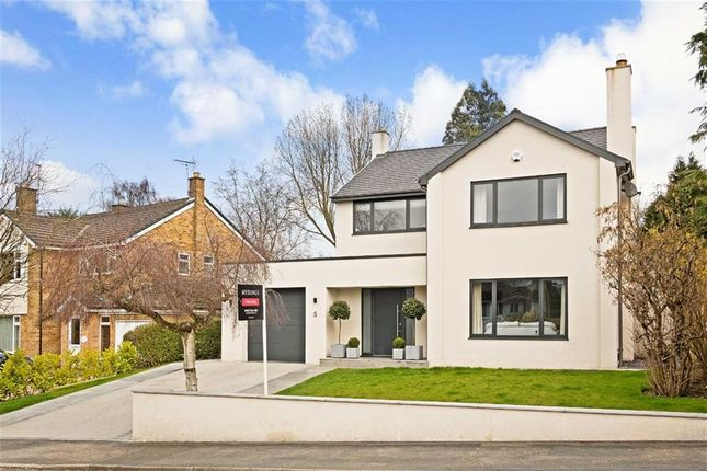 Thumbnail Detached house for sale in Westminster Gate, Burn Bridge, Harrogate, North Yorkshire